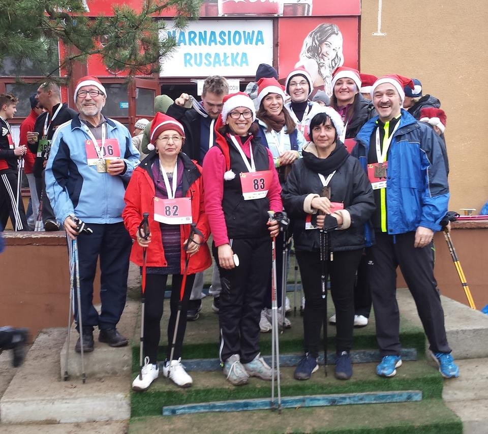 2 Nordic Walking Active Fit Fitness Klub  Pleszew ul. Traugutta 30