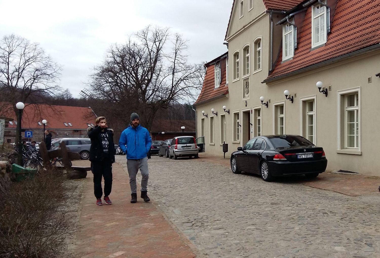 2 Pleszewskie Włóczykije nordic walking Pleszew Fitness Klub Active Fit Traugutta 30