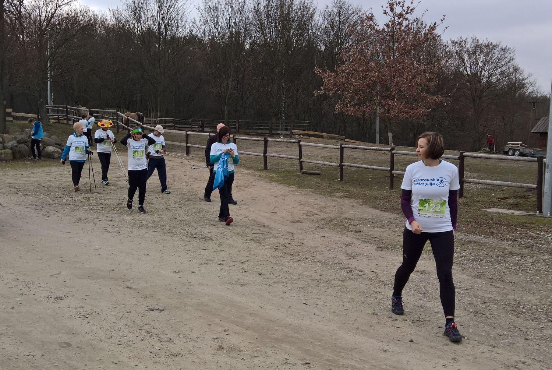 8 Pleszewskie Włóczykije nordic walking Pleszew Fitness Klub Active Fit Traugutta 30