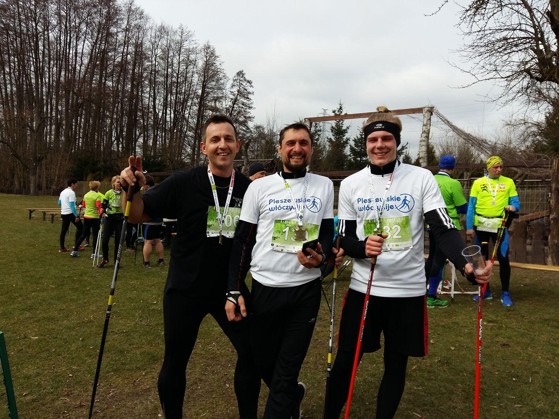 22 Pleszewskie Włóczykije nordic walking Pleszew Fitness Klub Active Fit Traugutta 30