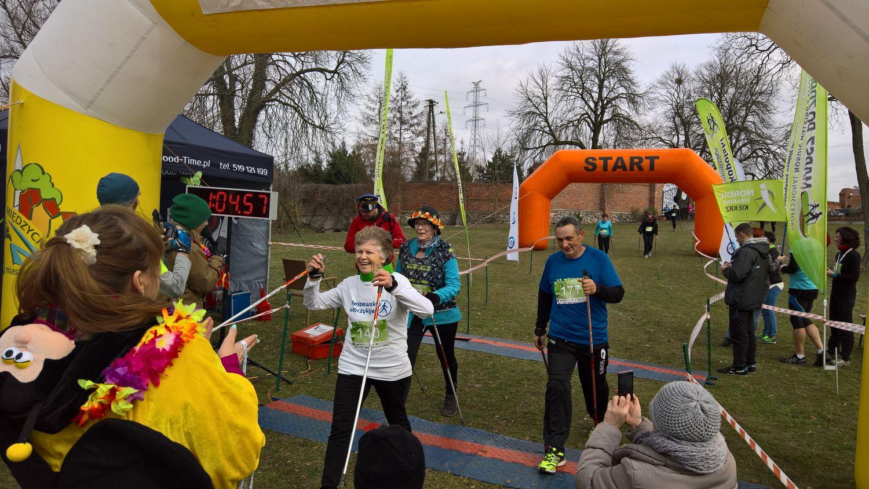 32 Pleszewskie Włóczykije nordic walking Pleszew Fitness Klub Active Fit Traugutta 30