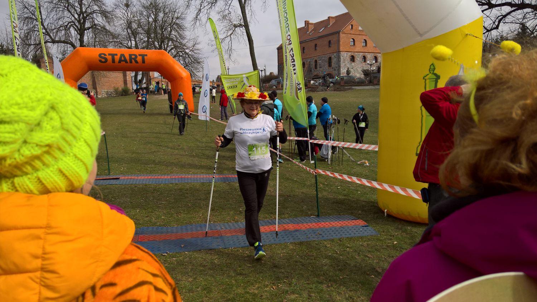 37 Pleszewskie Włóczykije nordic walking Pleszew Fitness Klub Active Fit Traugutta 30