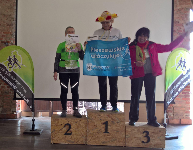 47 Pleszewskie Włóczykije nordic walking Pleszew Fitness Klub Active Fit Traugutta 30