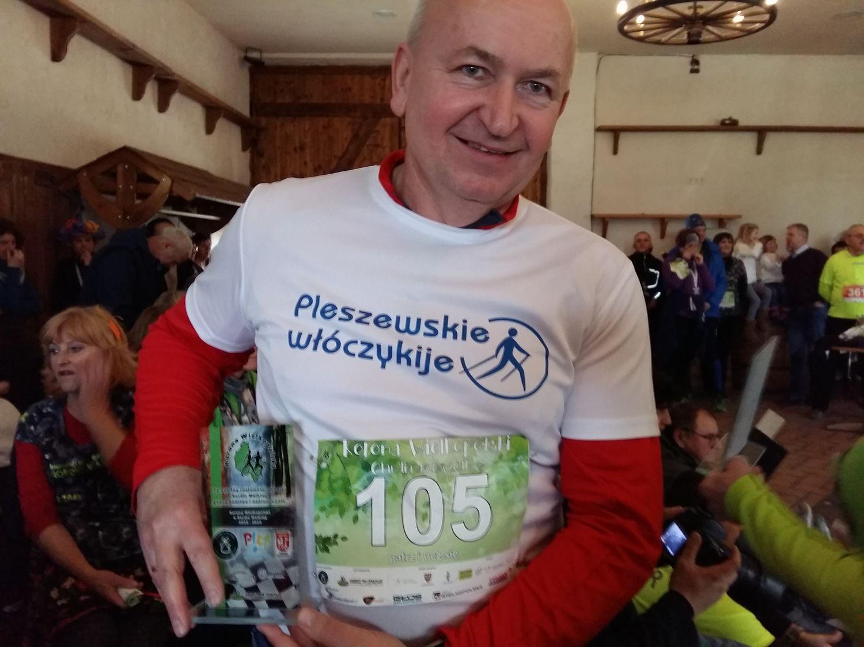57 Pleszewskie Włóczykije nordic walking Pleszew Fitness Klub Active Fit Traugutta 30