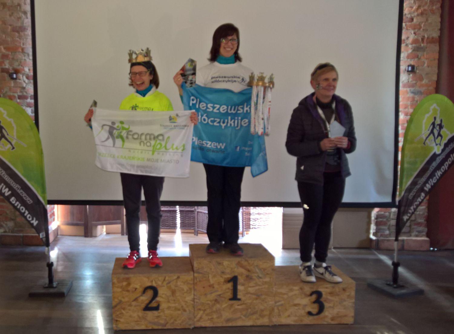 61 Pleszewskie Włóczykije nordic walking Pleszew Fitness Klub Active Fit Traugutta 30
