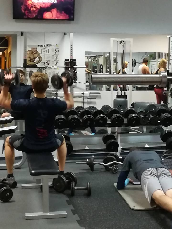 Fitness Klub Active Fit Pleszew ul. Traugutta 30 trening personalny siłownia 46