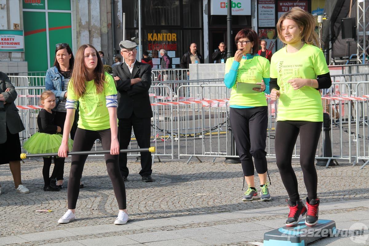 4 Dni Pleszewa 2015 siłownia Fitness Klub Active Fit ul. Traugutta 30