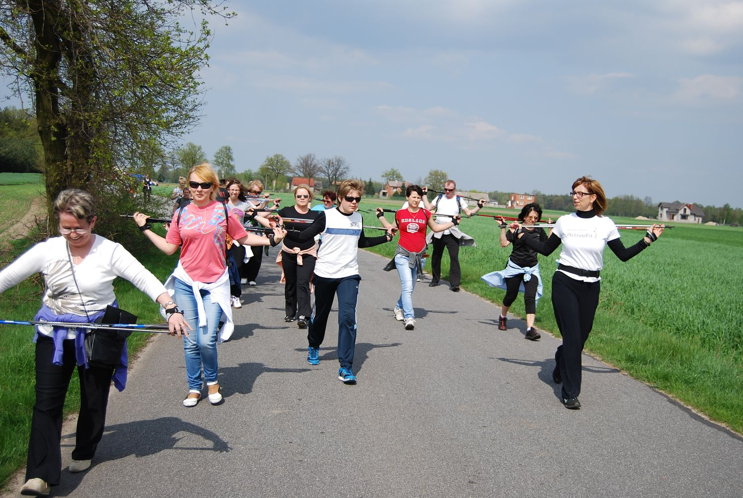 Nordic Walking Active Fit Pleszew Traugutta 30