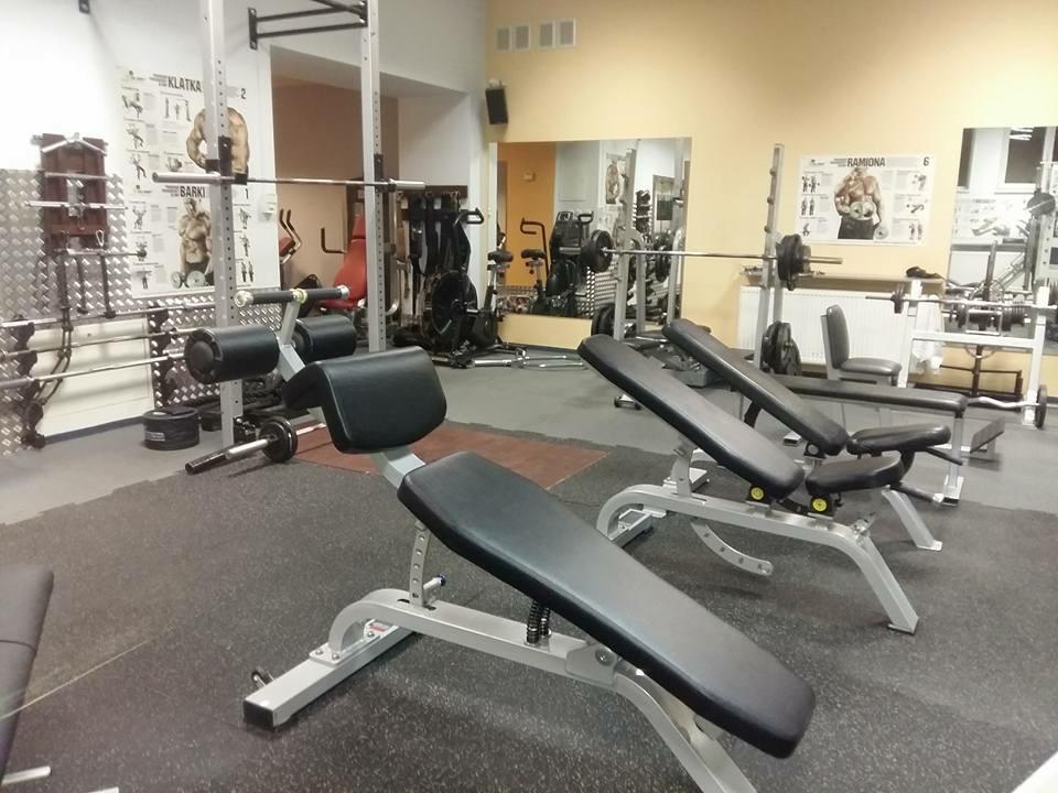 Fitness Klub siłownia Active Fit Pleszew Traugutta 30 25