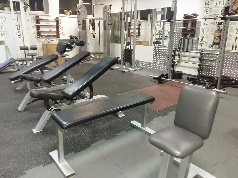Fitness Klub Active Fit Pleszew ul. Traugutta 30 trening personalny siłownia 41