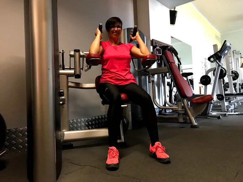 Fitness Klub Active Fit Pleszew ul. Traugutta 30 trening personalny siłownia 42