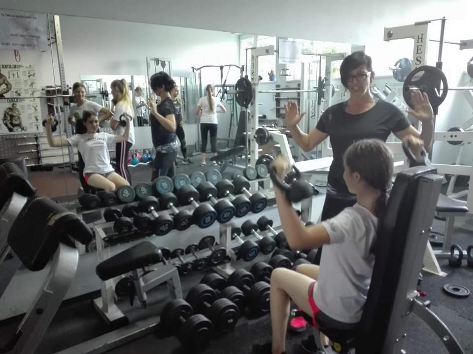 Fitness Klub Active Fit Pleszew ul. Traugutta 30 trening personalny siłownia 30