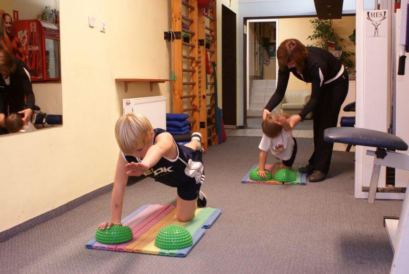 gimnastyka korekcyjna fitness klub Active Fit Pleszew 4