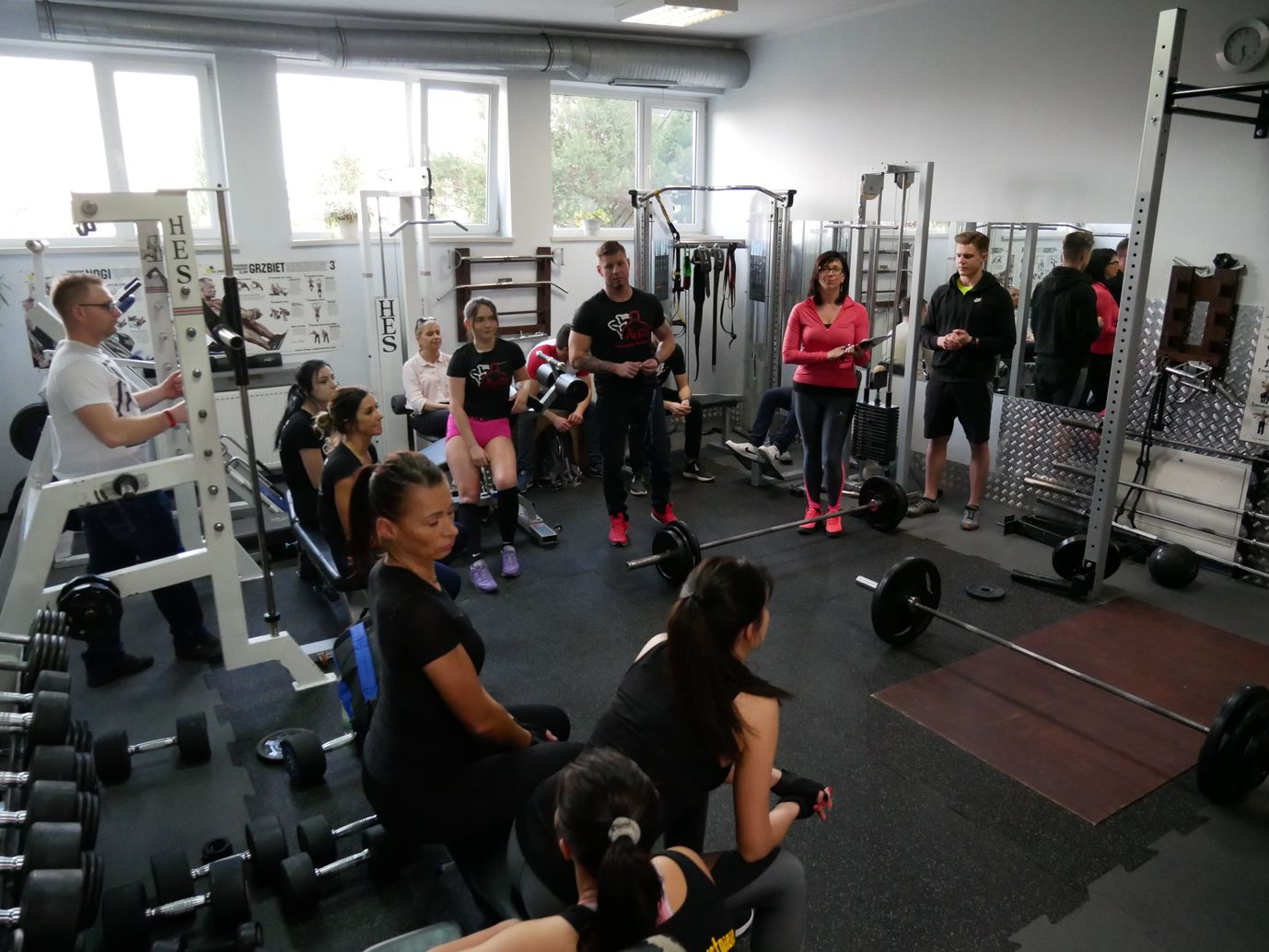 Zawody Martwy Ciąg Pleszew Fitness Klub Active Fit ul. Traugutta 30 siłownia trening personalny 8