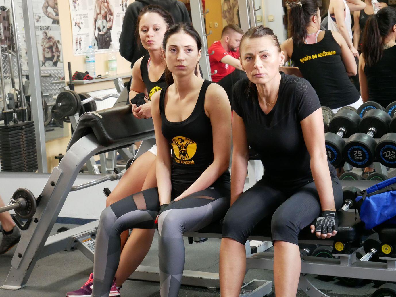 Zawody Martwy Ciąg Pleszew Fitness Klub Active Fit ul. Traugutta 30 siłownia trening personalny 16