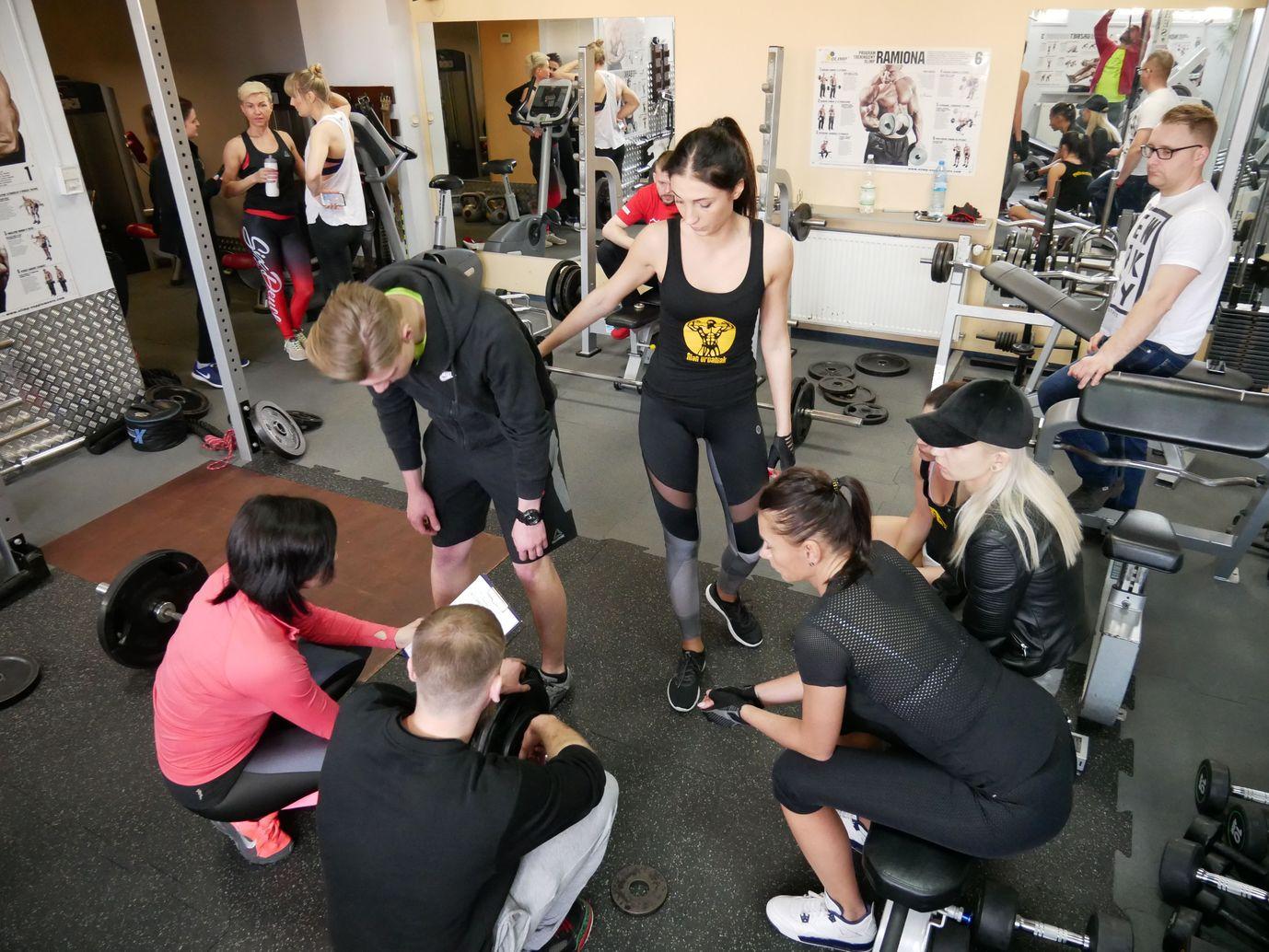 Zawody Martwy Ciąg Pleszew Fitness Klub Active Fit ul. Traugutta 30 siłownia trening personalny 14