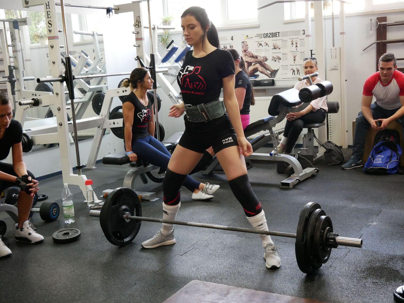 Zawody Martwy Ciąg Pleszew Fitness Klub Active Fit ul. Traugutta 30 siłownia trening personalny 18