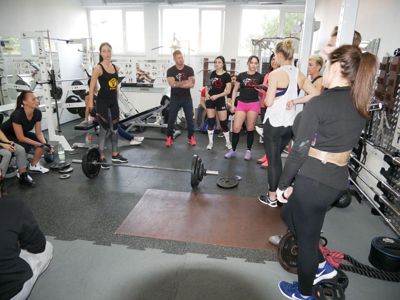 Zawody Martwy Ciąg Pleszew Fitness Klub Active Fit ul. Traugutta 30 siłownia trening personalny 26