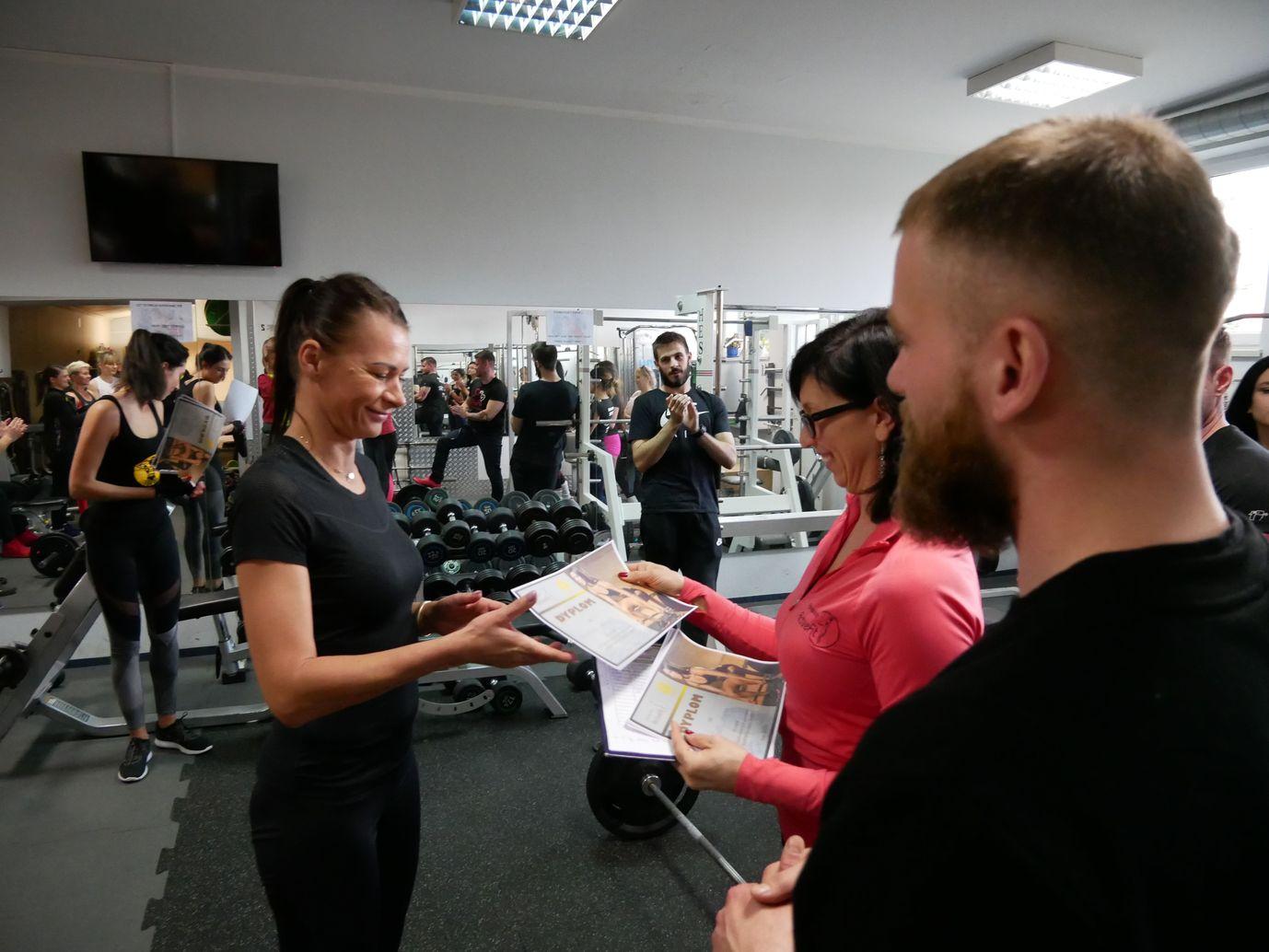 Zawody Martwy Ciąg Pleszew Fitness Klub Active Fit ul. Traugutta 30 siłownia trening personalny 29