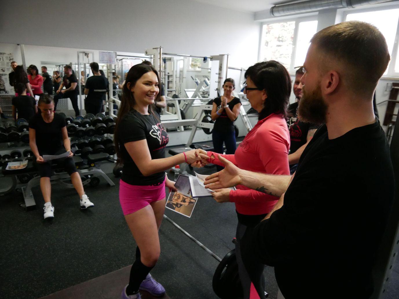 Zawody Martwy Ciąg Pleszew Fitness Klub Active Fit ul. Traugutta 30 siłownia trening personalny 30