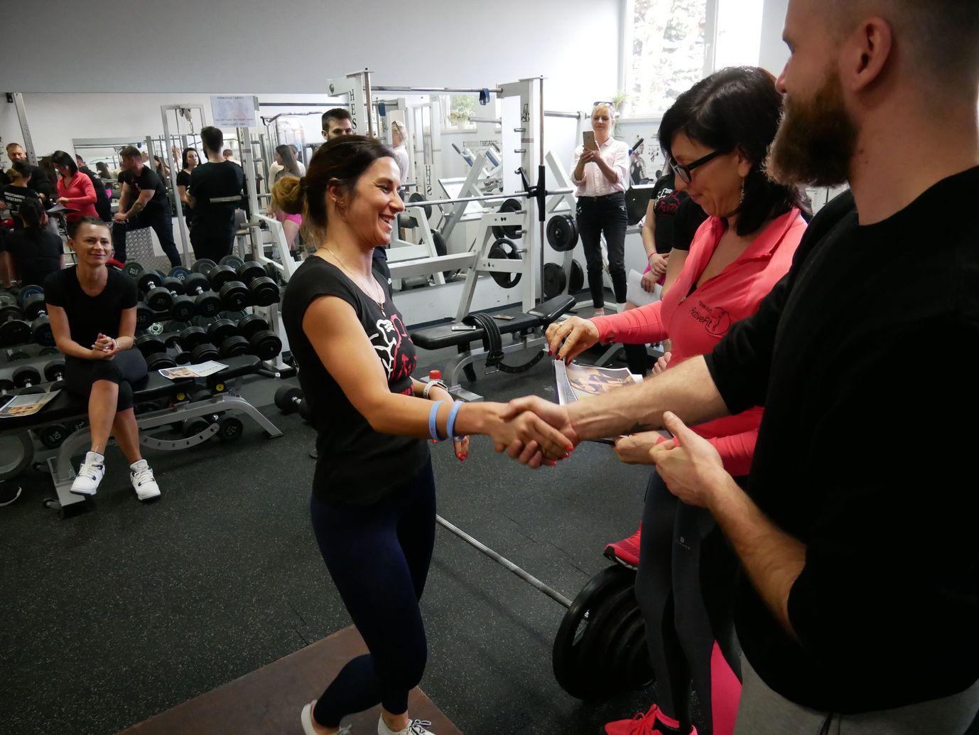Zawody Martwy Ciąg Pleszew Fitness Klub Active Fit ul. Traugutta 30 siłownia trening personalny 31