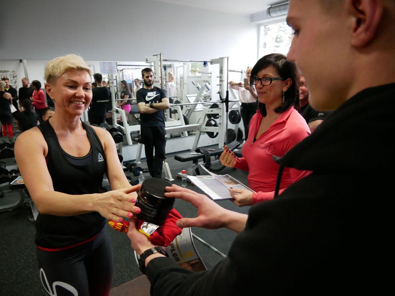 Zawody Martwy Ciąg Pleszew Fitness Klub Active Fit ul. Traugutta 30 siłownia trening personalny 33