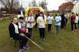 15 Pleszewskie Włóczykije nordic walking Pleszew Fitness Klub Active Fit Traugutta 30