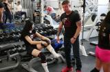 Zawody Martwy Ciąg Pleszew Fitness Klub Active Fit ul. Traugutta 30 siłownia trening personalny 3