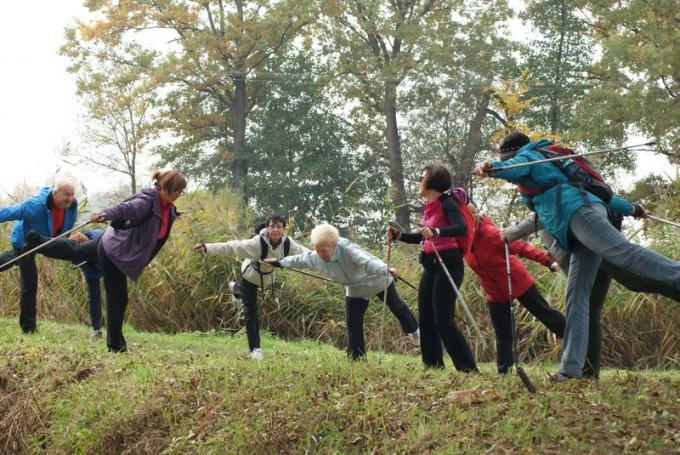 Nordic Walking Active Fit Pleszew Traugutta 30