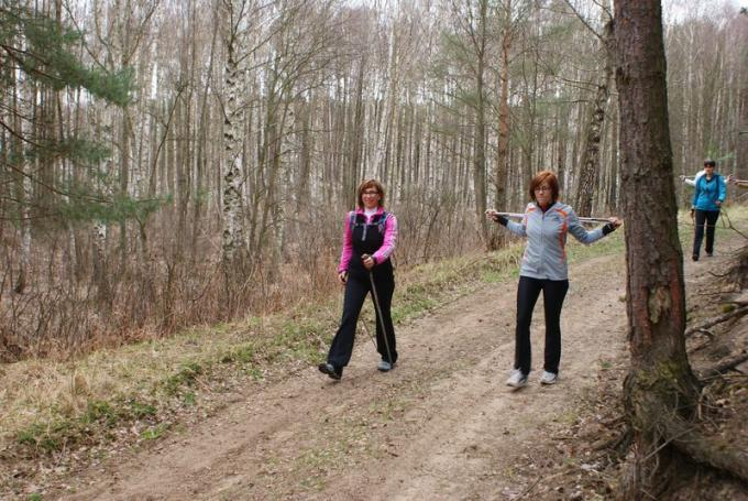 Nordic Walking fitness klub  Active Fit Pleszew Traugutta 30