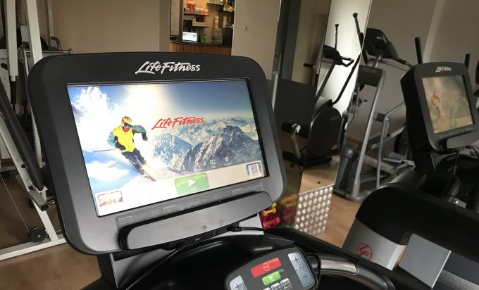 Active Fit trening personalny siłownia fitness fizjo