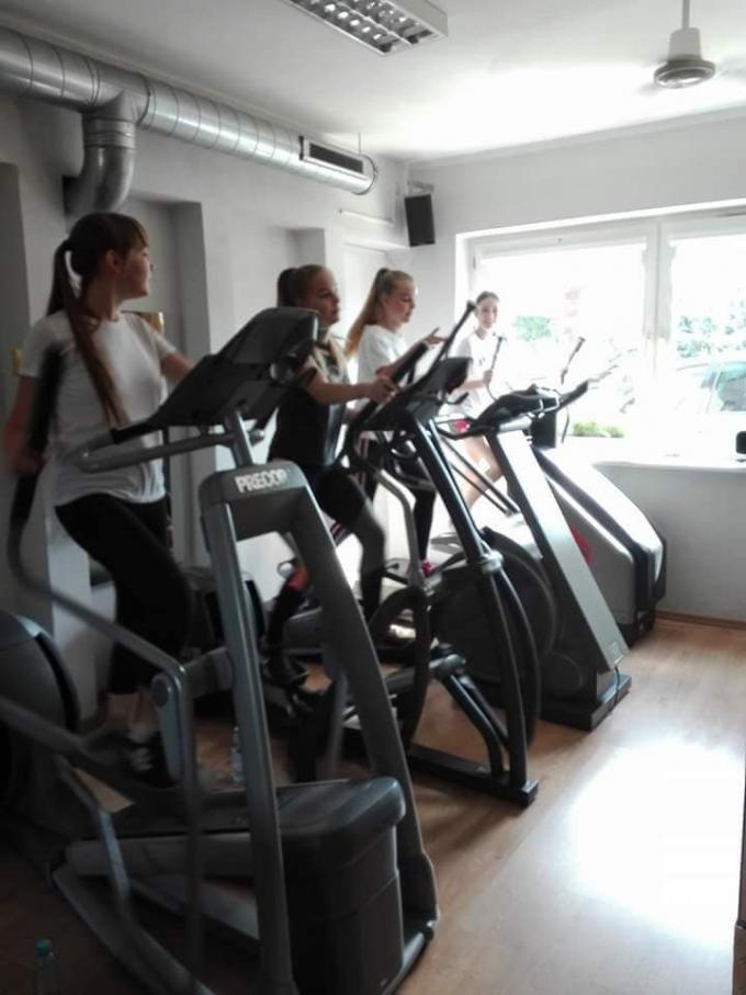Fitness Klub Active Fit Pleszew ul. Traugutta 30 trening personalny siłownia 25