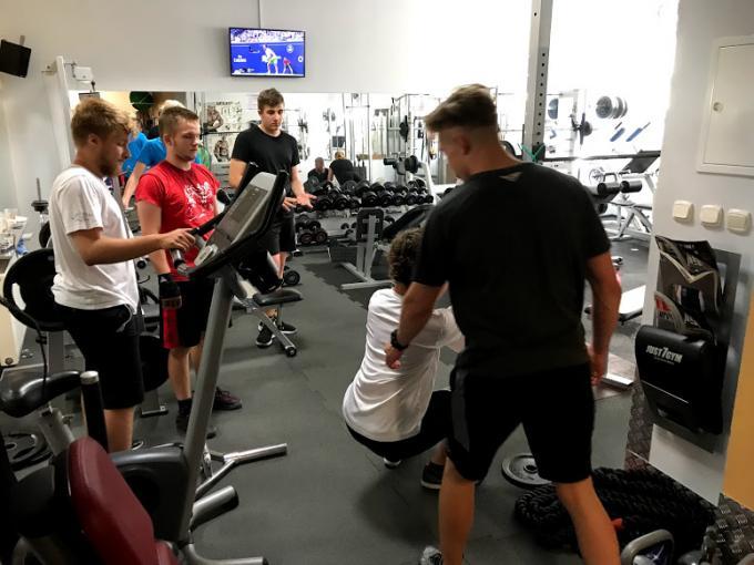 Fitness Klub Active Fit Pleszew ul. Traugutta 30 trening personalny siłownia 48