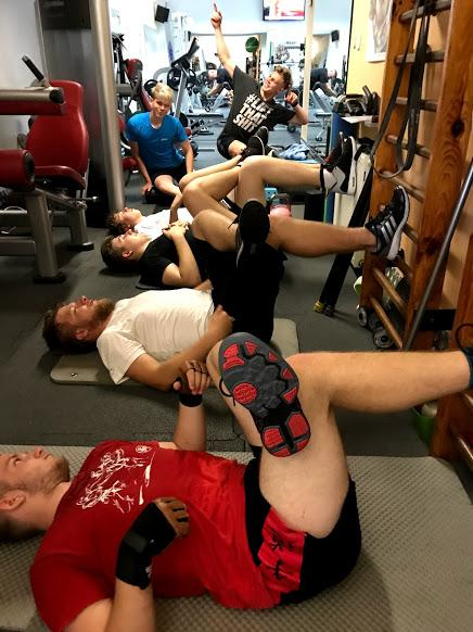 Fitness Klub Active Fit Pleszew ul. Traugutta 30 trening personalny siłownia 49