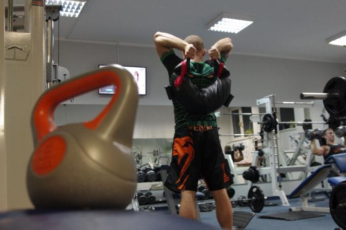 8 crossfit fltness klub active fit Pleszew Traugutta 30