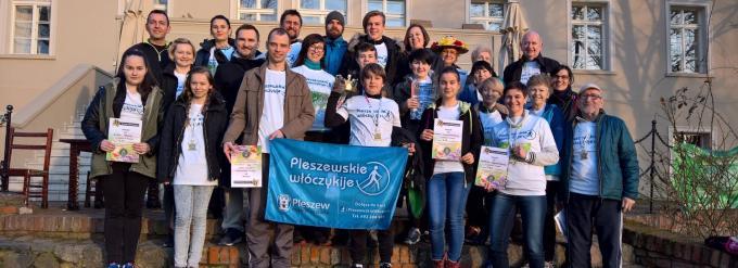Pleszewskie Włóczykije nordic walking Pleszew Fitness Klub Active Fit Traugutta 30