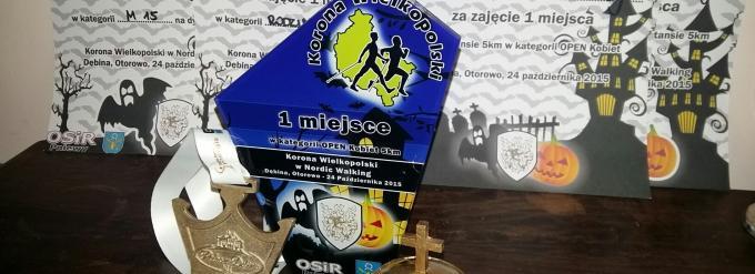 Fitness Klub Active Fit Pleszew ul. Traugutta 30 Korona Wielkopolski nordic walking siłownia