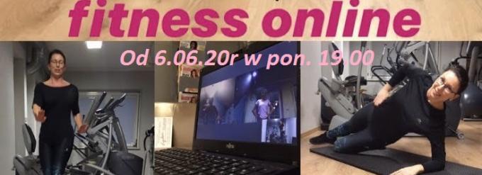 trening fitness online zajęcia korekcyjna Active Fit Pleszew