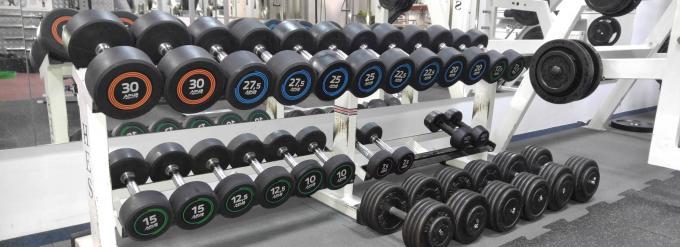 Hantle Active Fit Fitness Klub Pleszew Traugutta 30 siłownia trening personalny