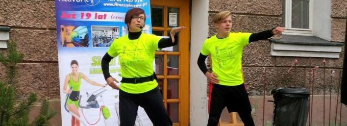 Fitness Klub Active Fit Pleszew ul. Traugutta 30 siłownia V Bieg Przemysława 11